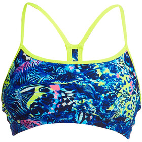 Funkita Swim Top Kobiety, butterfly effect